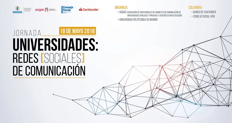 Jornada técnica: Universidades: redes [sociales] de comunicación
