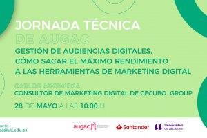 """ARCINIEGA: """"El contenido es el pilar de la comunicación digital"""" 2"""